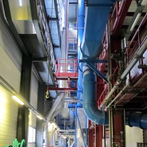 water treatment incineration pipes