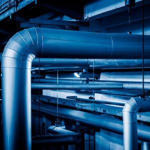 district heating pipes water treatment anti-corrosion