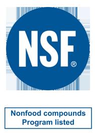 nsf polyamines water treatment
