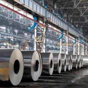 boiler water treatment in aluminium factory