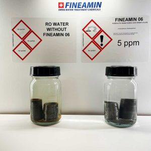 amines-film forming-on-pipes