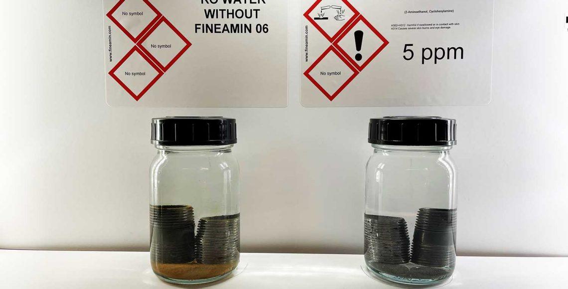 hydrazine-replacement-test