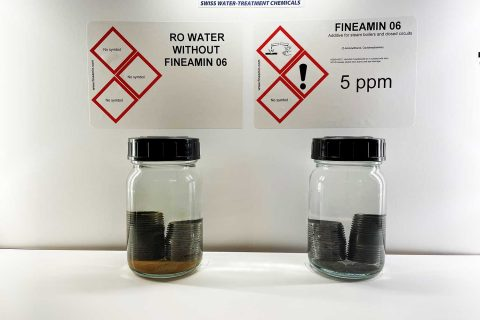 Corrosion Protection With Fineamin 06
