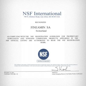 NSF Certified Polyamines for Boiler Water Treatment