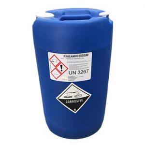 oxygen scavenger for boilers